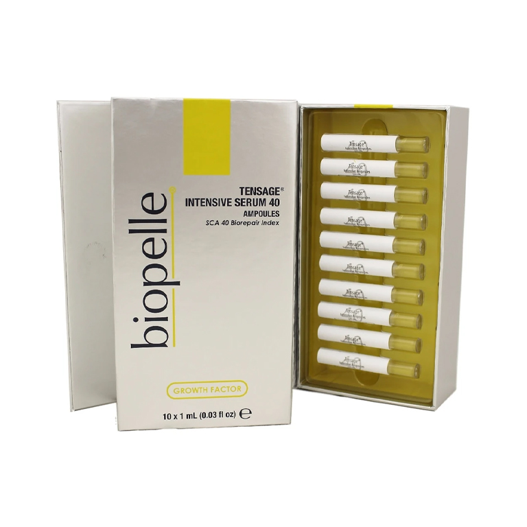 Biopelle Tensage Intensive Serum 40 – 10 x 1mL ampoules