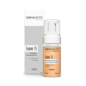 Dermaceutic Exfoliating Cleansing Foam 15 100ml
